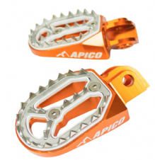 FOOT PEG PRO-BITE KTM SX85 18-20, SX125,SX-F250-450 16-20, EXC-F 17-20, TC125,FC250-450 16-20 OR (R)